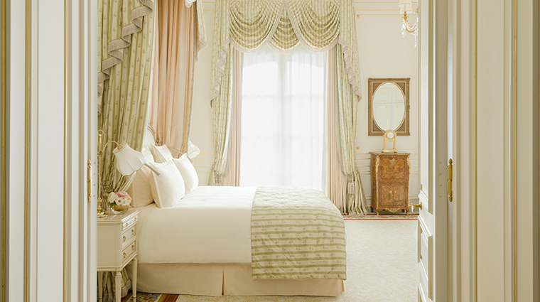 ritz paris Vendome suite bedroom