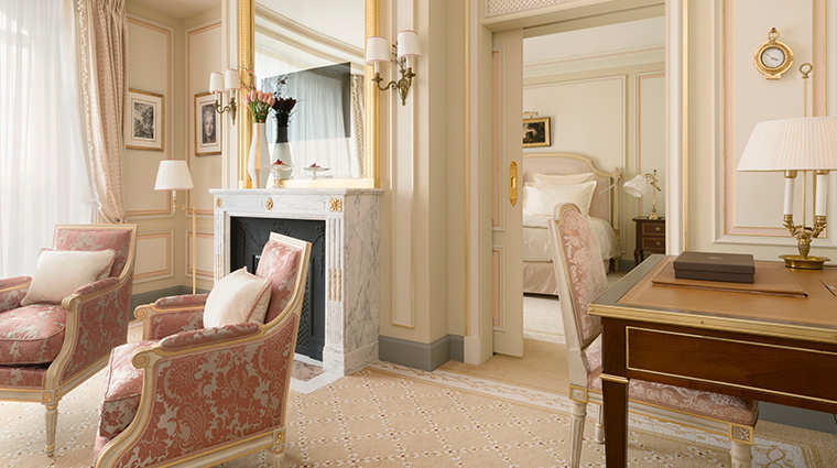 ritz paris executive suite