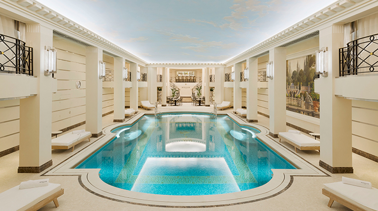 ritz paris pool