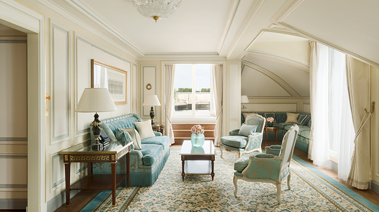 ritz paris suite Mansart