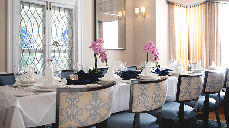 rosedon hotel blueroom