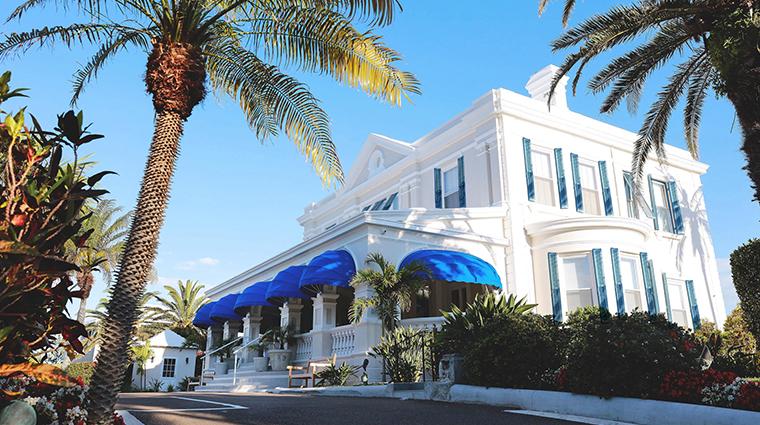 rosedon hotel main house