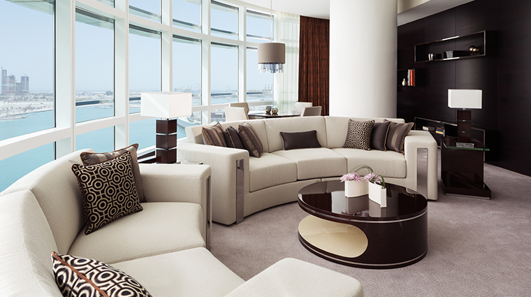 rosewood abu dhabi executive suite living room