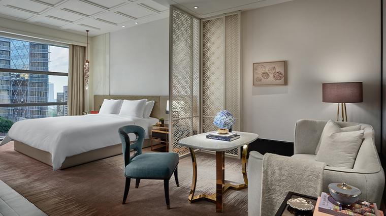 rosewood bangkok deluxe room