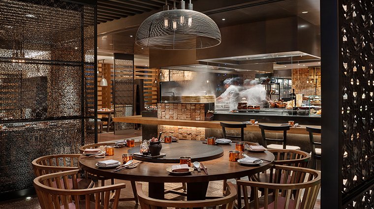 rosewood beijing Country Kitchen