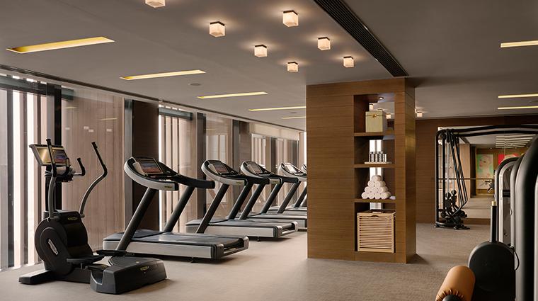 rosewood beijing fitness studio