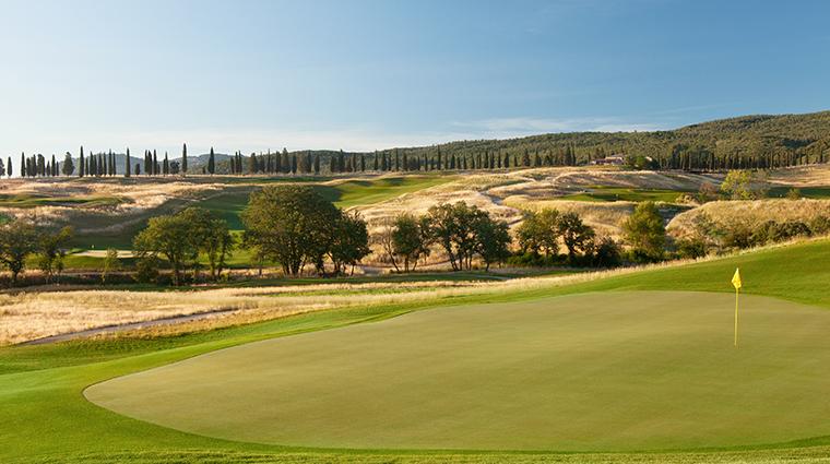 rosewood castiglion del bosco Golf Course
