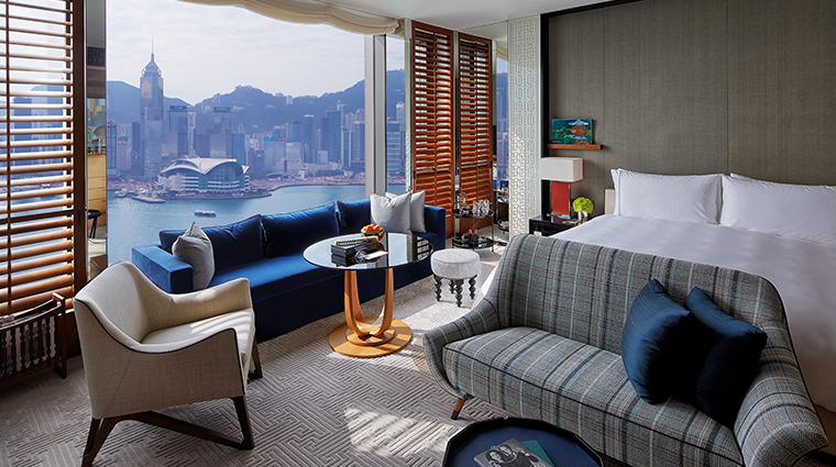 rosewood hong kong Grand Harbour View King