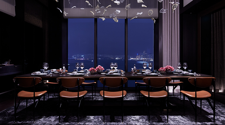 rosewood hong kong the legacy house private dining