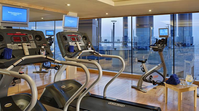 rosewood jeddah fitness center