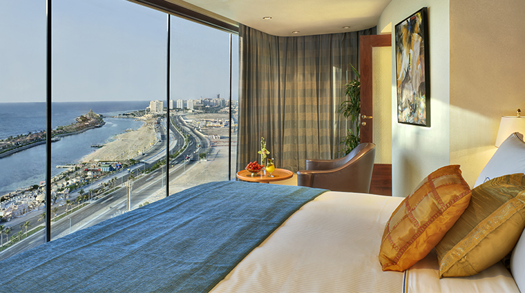 rosewood jeddah guestroom view
