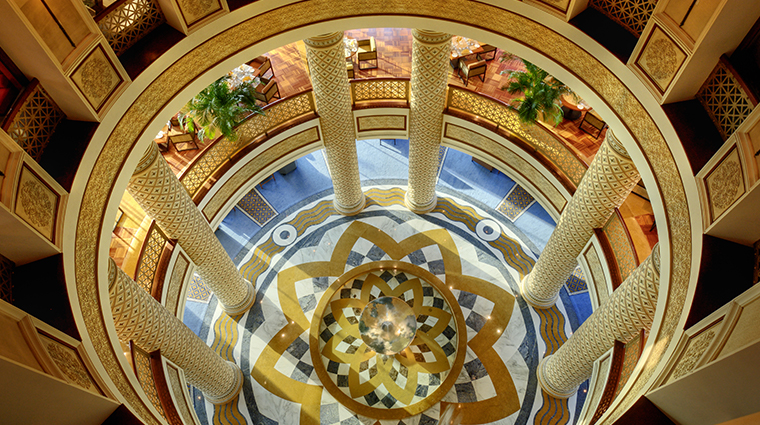 rosewood jeddah looking down