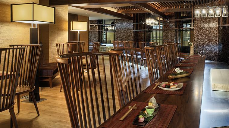 rosewood jeddah restaurant seating