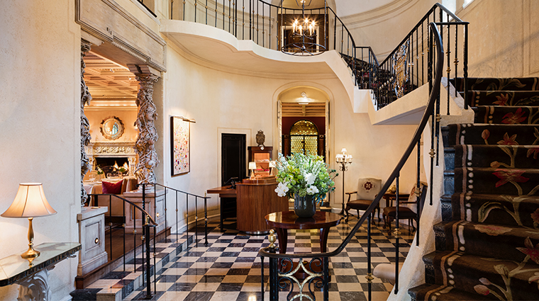 rosewood mansion on turtle creek restaurant foyer