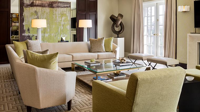 rosewood mansion on turtle creek turtle creek suite living room