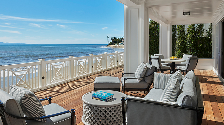rosewood miramar beach beach house suite terrace