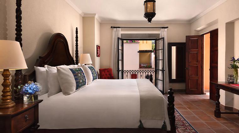 rosewood san miguel de allende guestroom