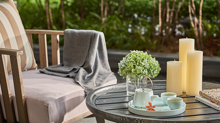 rosewood sanya sense spa garden
