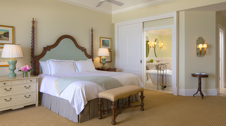 rosewood tuckers point Manor House Superior room