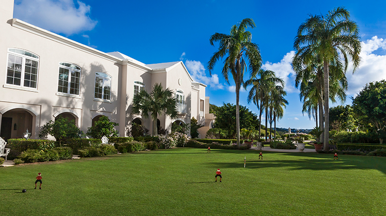 rosewood tuckers point croquet lawn