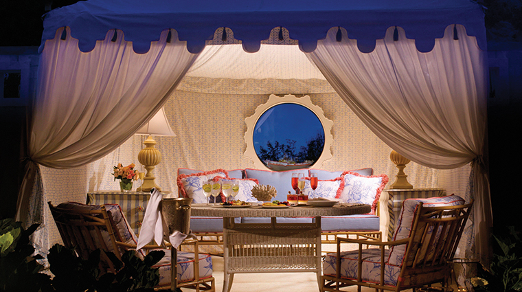 rosewood tuckers point pool cabana