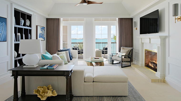 rosewood bermuda new room living room