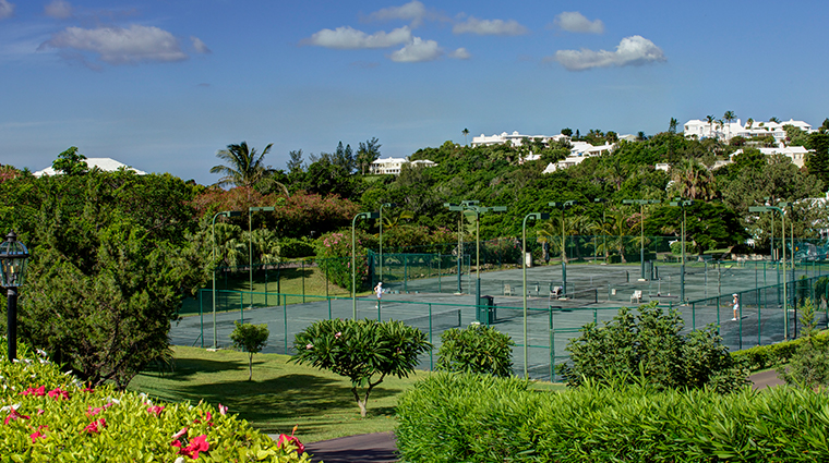 rosewood tuckers point tennis courts