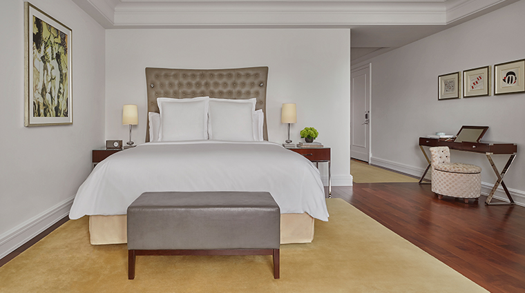 rosewood washington dc deluxe king bedroom