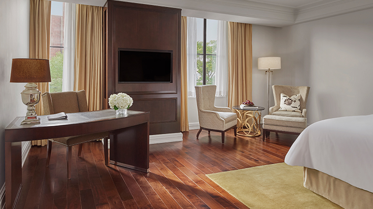 rosewood washington dc deluxe king
