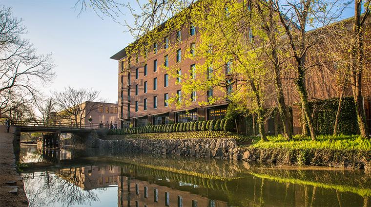 rosewood washington dc exterior canal