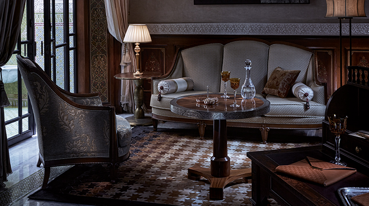 royal mansour marrakech premier sofa