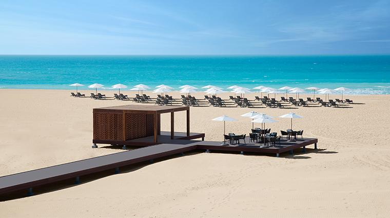 saadiyat rotana resort and villas beach