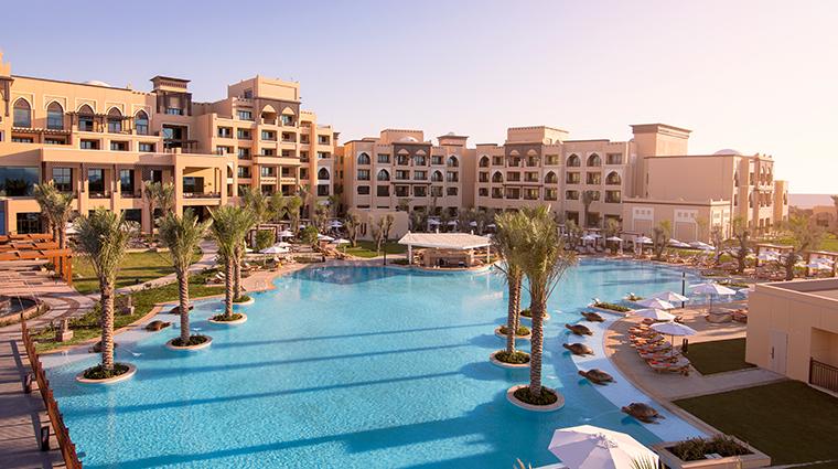 saadiyat rotana resort and villas swimming pool