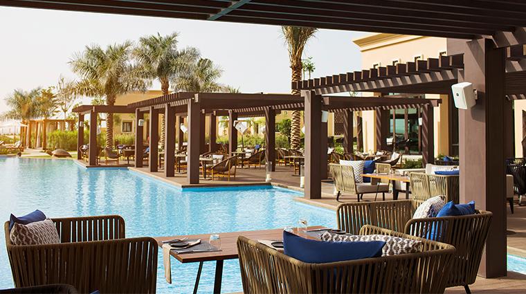 saadiyat rotana resort and villas turtle bay bar and grill