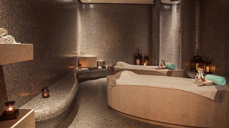 saadiyat rotana resort and villas zen the spa treatment room