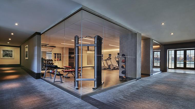 sagamore pendry baltimore fitness center