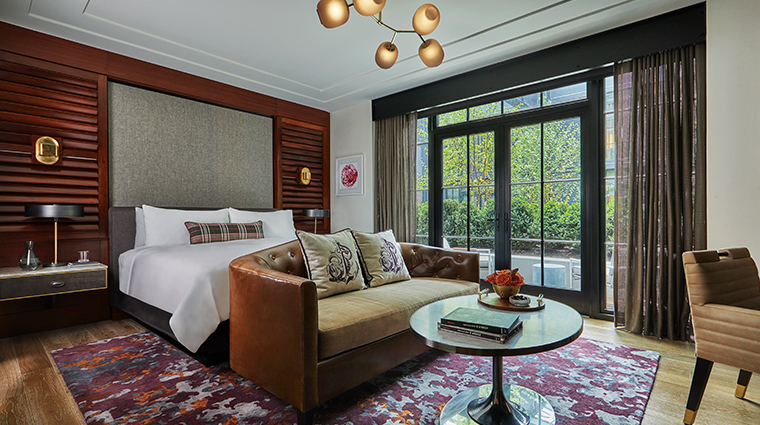 sagamore pendry baltimore room view