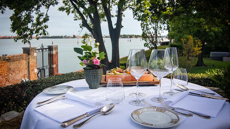 san celmente palace kempinski Sunset Hill private dining15