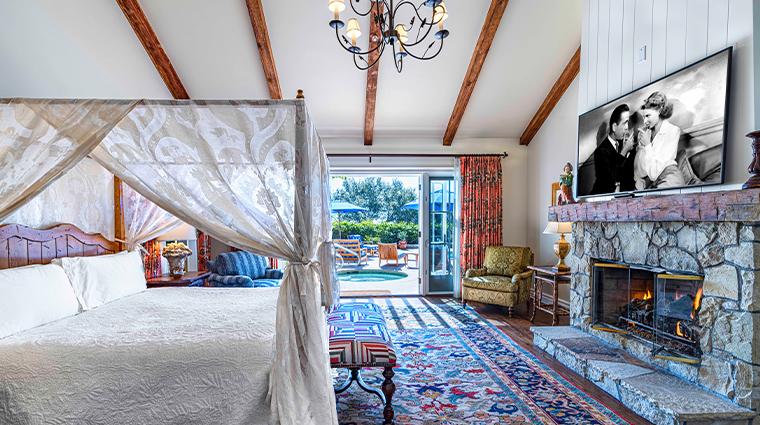 12 san ysidro ranch warner bedroom