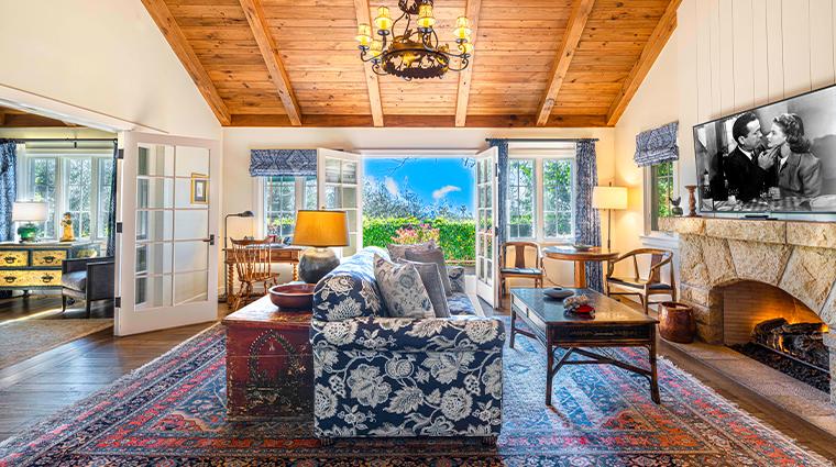 3 san ysidro ranch oak cottage