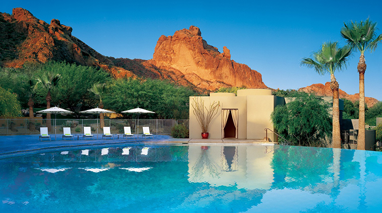 sanctuary on camelback mountain resort spa pool