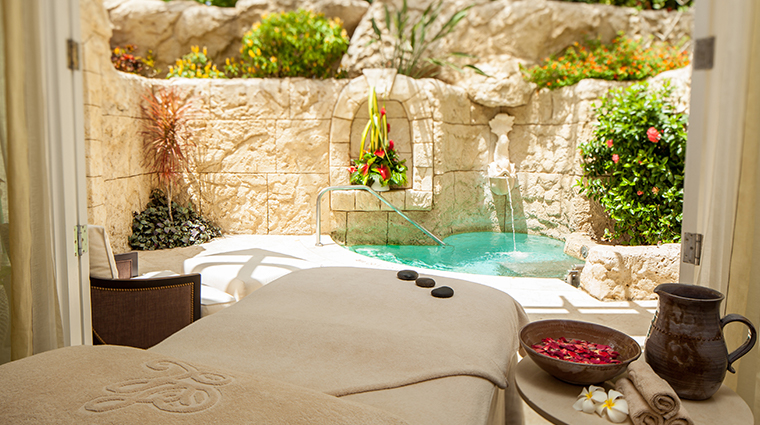 sandy lane hotel spa room