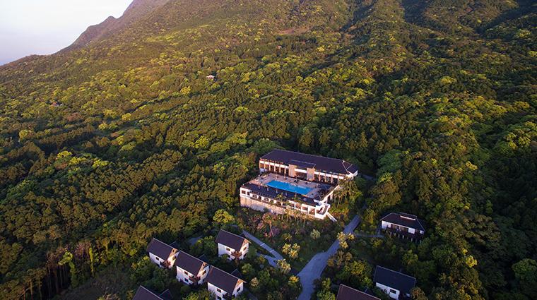 sankara hotel spa yakushima exterior angle