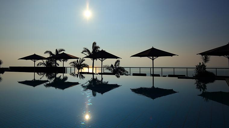sankara hotel spa yakushima pool