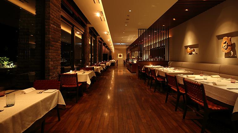 sankara hotel spa yakushima restaurant