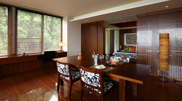 sankara hotel spa yakushima room