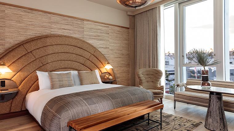 santa monica proper hotel guestroom