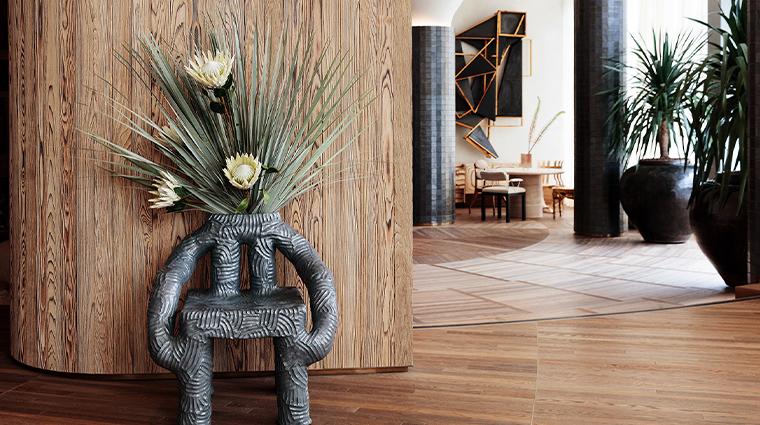 santa monica proper hotel lobby