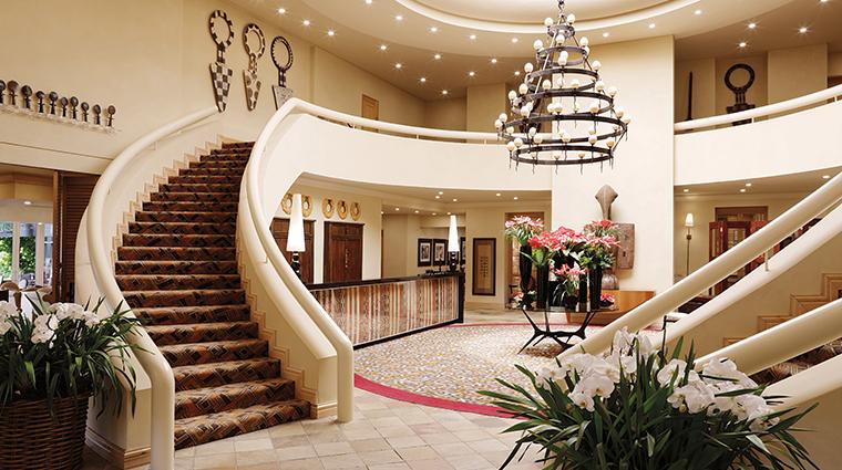 saxon hotel villas and spa entrance