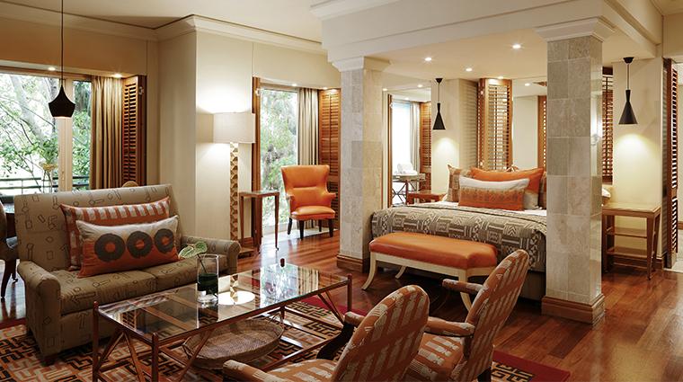 saxon hotel villas and spa luxury suite bedroom